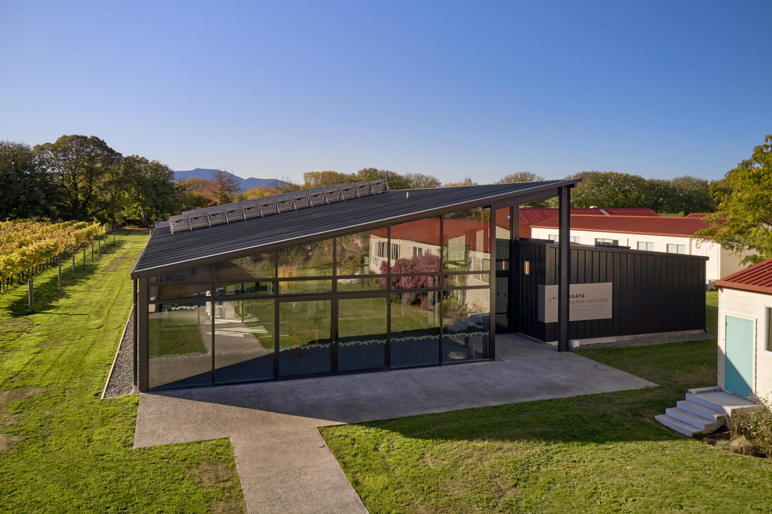 Happy first birthday to the Research Winery: a legacy opportunity